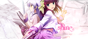 Angel Beats Tag by Blekwave