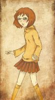 Velma Dinkley by vintage3freak