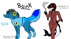 iScribble ::Collab:: by Hyperactive-Blue