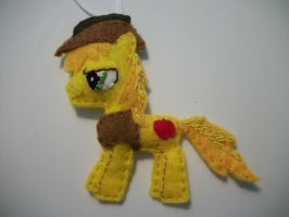 Braeburn Handmade Mini Felt Ornament 1 by grandmoonma