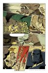 Fight, Rex, Fight page 3 by bpresing