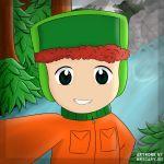 (South Park): Kyle Broflovski - Selfie by MrScaryJoe
