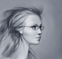 Glasses by Butjok