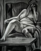 Drawing 101 Extended Figure Study by seagnomes