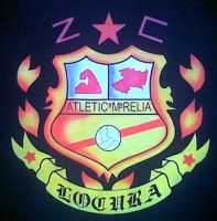 ATLETICO MORELIA AIRBRUSHED by javiercr69