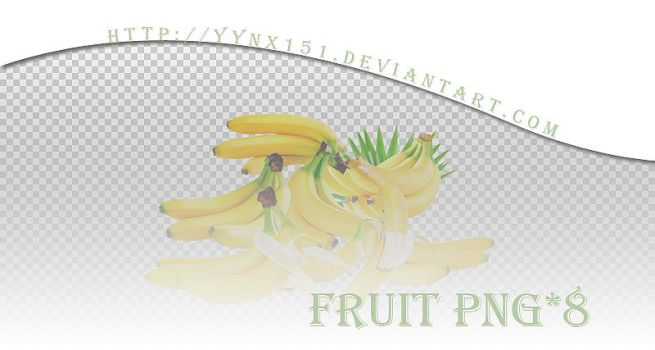 Fruit png pack #05 by yynx151