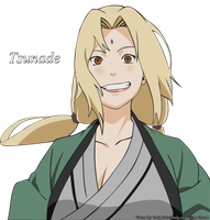 Tsunade by Dontbelong