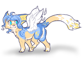 adoptable auction CLOSED by Bienoo