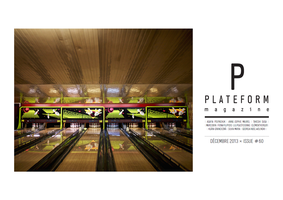 PLATEFORM ISSUE #60 by PLATEFORM