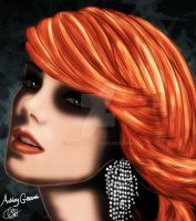 Ashley Greene by MushFX