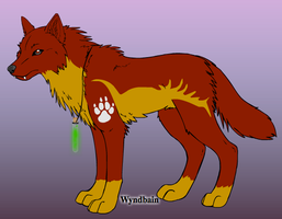 Knockout: Organic Wolf form by TFP-Steeljaw