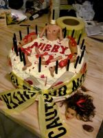Dexter Cake by sanglante-melodie