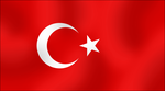 Flag of Turkey by AY-Deezy