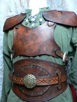 Armure legere by cortaxCuir