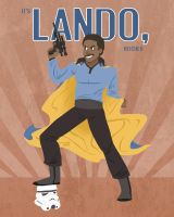 Calrissian by charpal