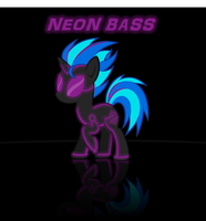 Neon Bass (Contest Entry) by Zacatron94