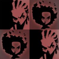 Boondocks Popart by VinnyLT