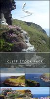 Cliff Stock Pack by little-stock