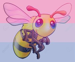BEE-sexual by Spoon-Moon