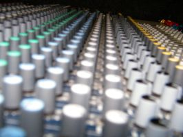 SoundCraft GB 4 Mixing Desk 03 by YesOwl