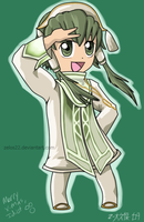 Tales gift chibi - FlorIon by zelos22