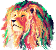 Lion by KikiTheMonkey