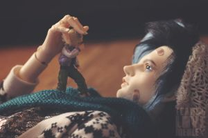 You're a Good Doll by IcarusLoveMedley