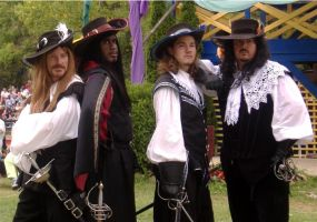 Musketeers 2 by MistressKristin