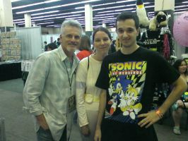 Rob Paulsen A.Supercon by dragonheart07