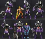 Custom Masters of the Universe Skeleton Warrior by Jin-Saotome