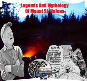 Mythology Of Mt. St. Helens--Part 2A