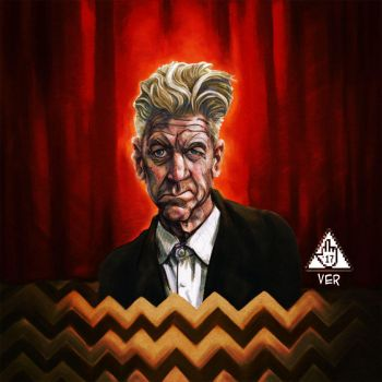 David Lynch by victorroa