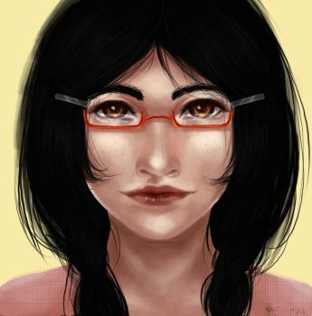 Princess Jellyfish ~Realistic version by naftie