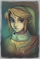 Link - Hero of Twilight by lazyperson202