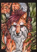 .:Kirsch:. ACEO by sapphire-shadows