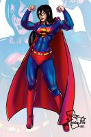 c- Superwoman by roemesquita
