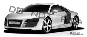 Vecor Audi R8 by ZULU-CAL