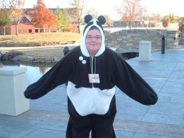 Panda at IzumiCon '08 by LacieWhy