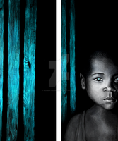 African Child by Robbin-Veldman