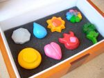 - Kanto League Gym Badges - by poison-lollipop