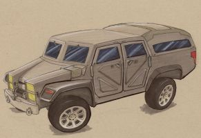 GMC Rambler ATV by Jepray