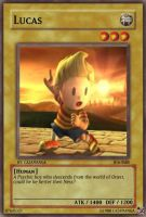 SSBB-Lucas Card by Cazamanga