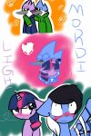 Mordelight ( the title says it) by MyLittlePony5