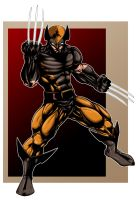 Wolverine IV color by Micha81
