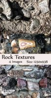 Rock Texture Pack by Mind-Illusi0nZ-Stock