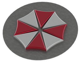 Umbrella Logo by thediamondsaint
