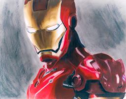 Iron Man by FillyStilx