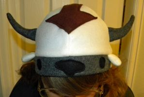 Appa Fleece Hat by Negai-Boshi