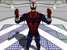 MMD NC - SpiderCarnage by Zeltrax987