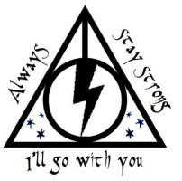 The Deathly Hallows Tattoo Version 2 by beygurl